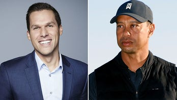 CNN sports anchor 'not entirely surprised' by Tiger Woods accident, cites past use of painkillers