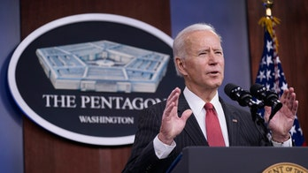 Progressives slam Biden's 'bloated' proposed Pentagon budget