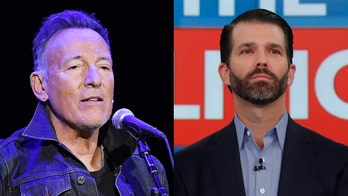 Donald Trump Jr. calls Bruce Springsteen's dropped DWI charge 'liberal privilege'