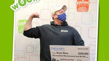 Idaho man wins 6th major lottery prize – here's his strategy