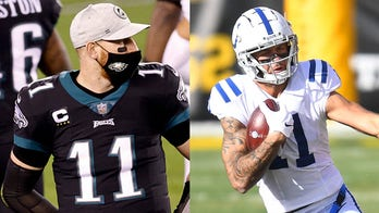 Colts' Michael Pittman Jr. not giving up jersey number for Carson Wentz: 'I am No. 11'