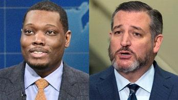 'Weekend Update' hosts mock Sen. Ted Cruz after he 'abandoned Texas' for Cancun trip