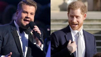 Prince Harry tells late-night host James Corden about royal ordeal, 'toxic' UK press