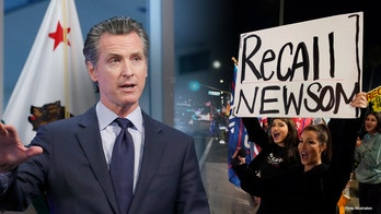 Recall Gavin Newsom organizer 'confident' measure will end up on the ballot this summer