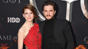 'Game of Thrones' stars Kit Harington, Rose Leslie welcome a baby boy