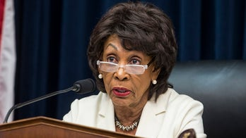 House Republicans prepare to introduce resolution to censure Maxine Waters