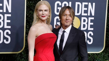Golden Globe nominee Nicole Kidman, Keith Urban's daughters make rare appearance at award show