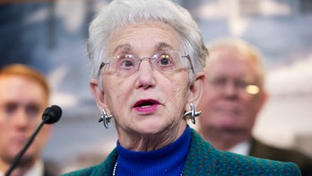 Rep. Virginia Foxx becomes 5th House member fined for failing to pass through metal detectors