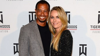 Lindsey Vonn 'praying' for Tiger Woods after car crash