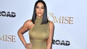 Kim Kardashian shares that she's 'really shy' in new bikini post