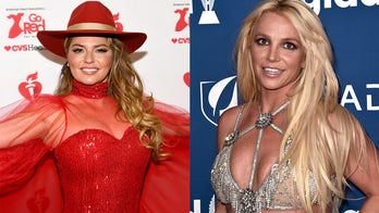 Shania Twain says Britney Spears inspires her 'a lot': 'I sing along to her records'