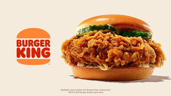Burger King's chicken sandwich debut in Michigan delayed by pickle shortage, operator says
