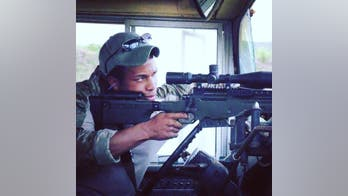 Black soldier made history as first African-American sniper to deploy with 3rd Ranger Battalion