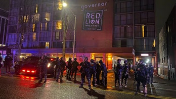 Olympia mayor calls forcible occupation of hotel 'domestic terrorism'