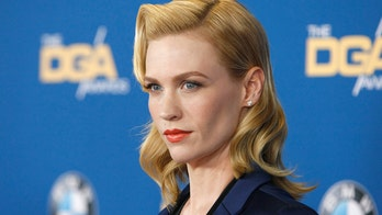 January Jones rewears stunning Golden Globes' gown 10 years later: 'Still, (sorta), fits'