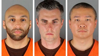 3 Minneapolis police officers still to face trial in death of George Floyd