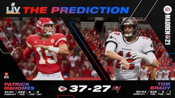 'Madden 21' predicts Super Bowl LV winner between Chiefs, Bucs