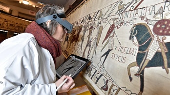 Famed medieval Bayeux Tapestry goes online, every thread
