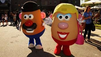 Hasbro rebranding Mr. Potato Head as gender-neutral 'Potato Head' later this year