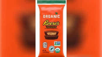Hershey introduces Organic Reese's Peanut Butter Cups
