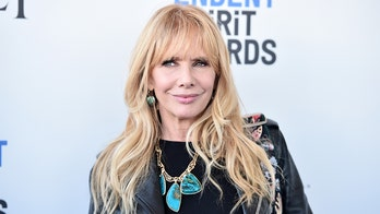 Rosanna Arquette says Tiger Woods' crash is 'terrible,' but 'democracy' is near 'critical condition'