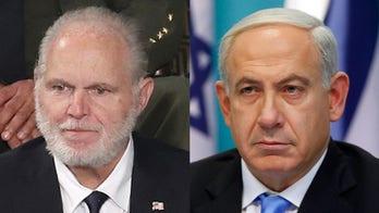 Israel's Netanyahu sends condolences to Rush Limbaugh's family