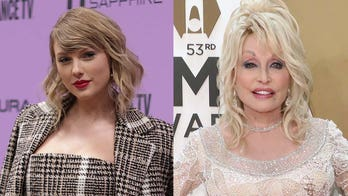 Taylor Swift ties Dolly Parton for a Billboard country chart record