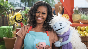 Michelle Obama announces 'Waffles + Mochi,' a new Netflix show aimed at children