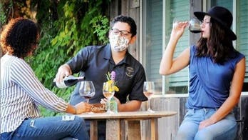 California wineries opening 'libraries' as cellar tastings remain banned