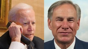 Gov. Abbott hits back at Biden: Releasing COVID-infected migrants into Texas is 'Neanderthal thinking'