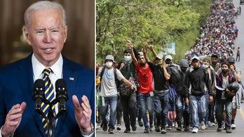'Open borders' are Democratic Party policy, Biden-Harris fulfilling campaign promise: Gov. Abbott