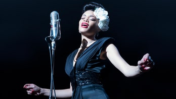 Andra Day recalls 'dealing with porn addiction, sex addiction' before portraying Billie Holiday