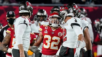 Chiefs' Tyrann Mathieu responds to Le'Veon Bell after running back's Andy Reid comment