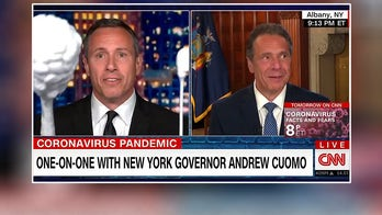 New York Democrat calls on CNN's Chris Cuomo to apologize for 'cracking jokes' with brother