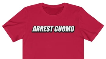 'Arrest Cuomo' T-shirts a hit at CPAC
