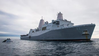 US warships in Persian Gulf have suffered COVID-19 outbreaks