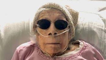 New Jersey woman beats COVID-19 at 105, attributes health to prayer and gin-soaked raisins