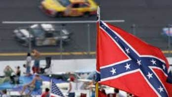 NASCAR's flag ban opens sport to diverse new crowd