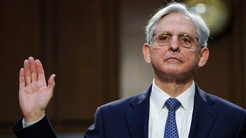 Merrick Garland gets emotional describing family's flight from anti-Semitism, says America 'protected them'