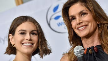 Kaia Gerber wishes mother Cindy Crawford a happy 55th birthday: 'Beautiful mama'