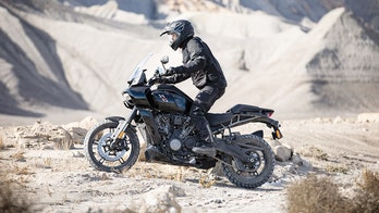 The Harley-Davidson Pan America 1250 is an off-road hog