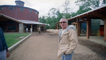 Paul Newman's Hole in the Wall Gang Camp raises millions to rebuild site after devastating fire