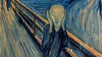 Mystery inscription in 'The Scream' may have been solved