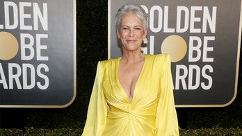 Jamie Lee Curtis' Golden Globes ensemble goes viral: 'Looking great'