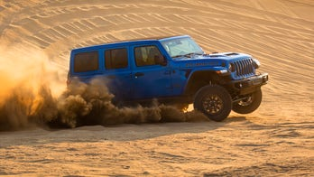 V8-powered Jeep Wrangler Rubicon 392 priced at $75G