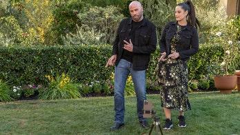 Super Bowl ad sees John Travolta showing off his 'Grease' dance moves alongside daughter Ella