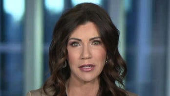 Gov. Noem: Dems' 'unfair' COVID-19 relief bill rewards states for 'bad actions'
