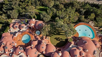 'Bubble Palace' in the south of France selling for $387M