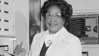 NASA honors 'Hidden Figure' Mary Jackson during Washington headquarters naming ceremony