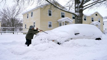 Live Updates: Winter storm continues to slam Northeast, bringing snow, strong winds